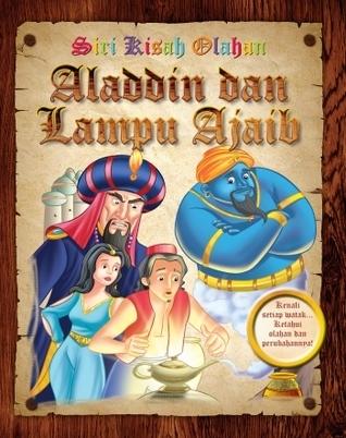 Aladdin dan Lampu Ajaib Zawiyah Mustafa
