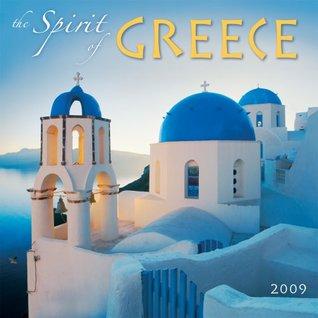 Spirit of Greece 2009 Wall Calendar  by  NOT A BOOK