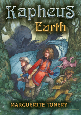 Kapheus Earth Book 1 Marguerite Tonery