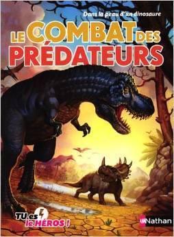 Le combat des prédateurs  by  Cecile Jugla