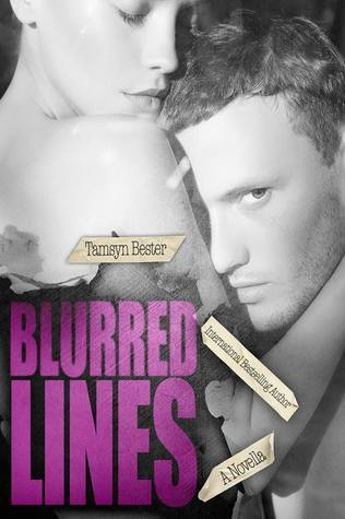 Blurred Lines (The Line Between, #1.5) Tamsyn Bester