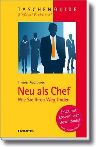 Neu als Chef: TaschenGuide Thomas Augspurger