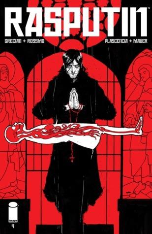 Rasputin #4  by  Alex Grecian