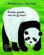 Panda, Panda, Wat Zie Jij Daar? Bill Martin Jr.