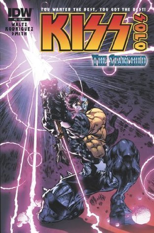 Kiss Solo: The Starchild #2  by  Chris Ryall