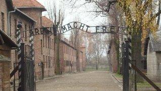 The Auschwitz friends  by  José Manuel Cano Pavón