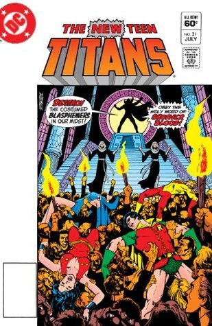 New Teen Titans (1980-1988) #21  by  Marv Wolfman