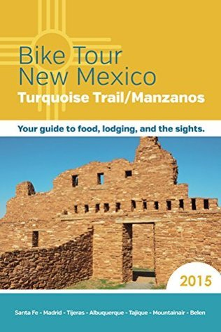 Bike Tour New Mexico: Turquoise Trail/Manzanos  by  Peter Rice