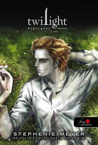 Twilight képregény - Alkonyat 2  (Twilight: The Graphic Novel, #2)  by  Stephenie Meyer