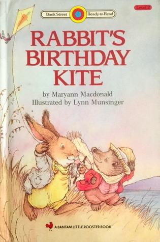 Rabbits Birthday Kite (Bank Street Ready-to-Read Level 2)  by  Maryann Macdonald