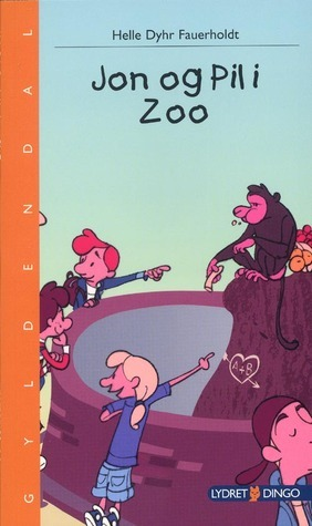 Jon og Pil i zoo  by  Helle Dyhr Fauerholdt