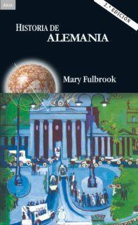 Historia de Alemania Mary Fulbrook