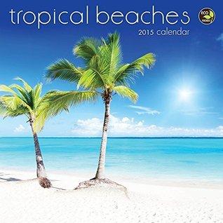 2015 Tropical Beaches Mini Calendar  by  NOT A BOOK