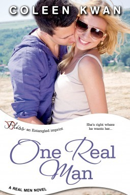 One Real Man (Real Men, #3) Coleen Kwan