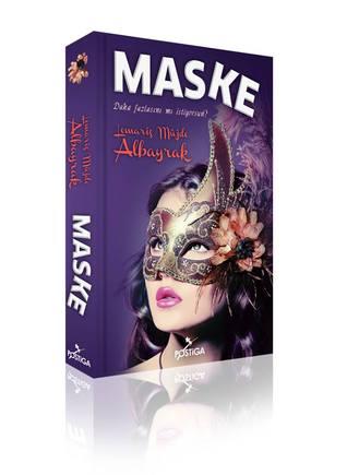 Maske  by  Lemariz Müjde Albayrak