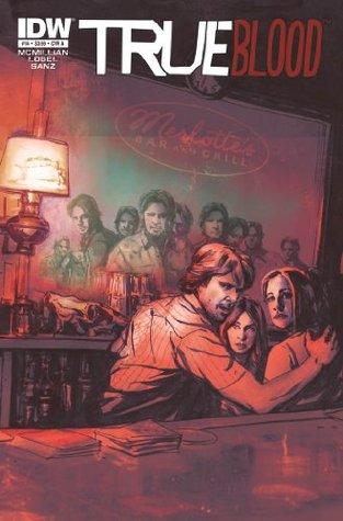 True Blood #14 Michael McMillian