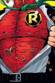 Batman and Robin #38  by  Peter J. Tomasi