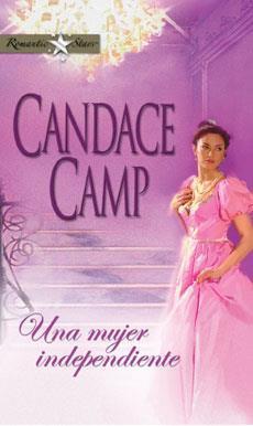 Una mujer independiente Candace Camp