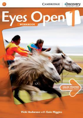 Eyes Open Level 3 Workbook with Lms Materials Eoin Higgins