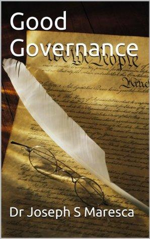 Good Governance Joseph S. Maresca