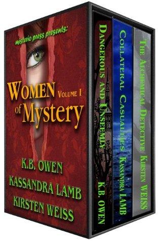 WOMEN of MYSTERY, Volume 1 K.B. Owen