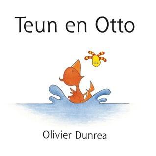 Teun en Otto  by  Olivier Dunrea
