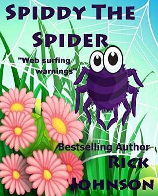 Spiddy the Spider Rick  Johnson
