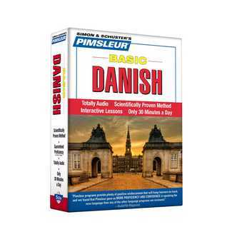 Pimsleur Danish Basic Course - Level 1 Lessons 1-10 CD: Learn to Speak and Understand Danish with Pimsleur Language Programs  by  Pimsleur