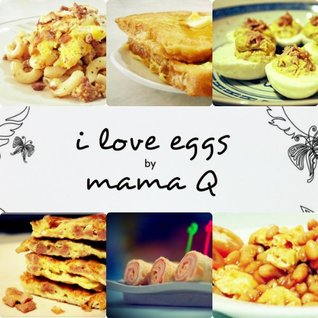 i love eggs  by  mama Q by mama Q
