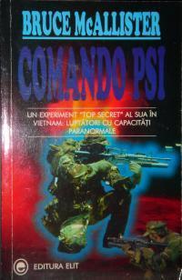 Comando PSI  by  Bruce McAllister
