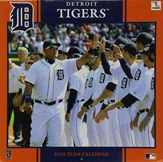 Detroit Tigers Calendar Perfect Timing