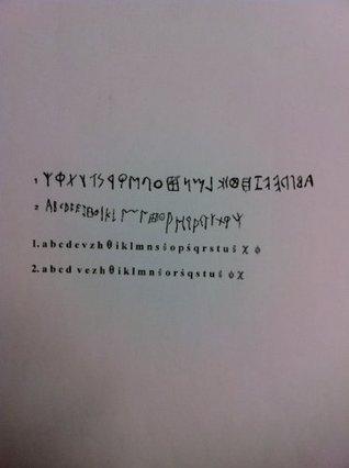 Abecedario della lingua Etrusca MARCO CARRARA