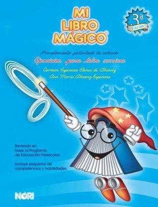 Mi libro magico cursiva / My italic magic book: Ejercicios para letra cursiva / Italic Letter Exercises  by  Ana Maria Alvarez Espinosa