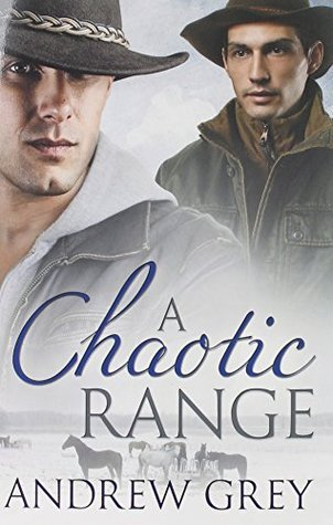 A Chaotic Range  by  Andrew  Grey