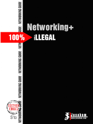 Networking+ 100 iLLEGAL NETWORKING GUIDE Sto