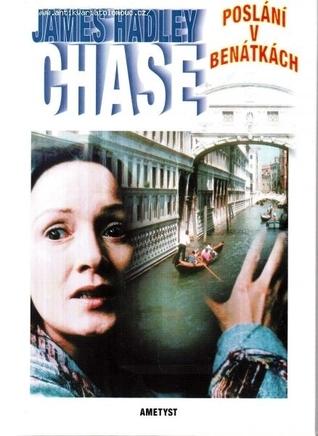 Poslání v Benátkách James Hadley Chase