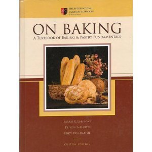 On Baking-Text Only Labensky Martel & Damme