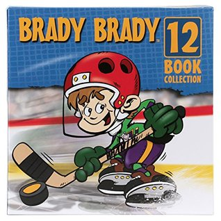 Brady Brady USA Hockey Collection - 12 Book Set Mary Shaw