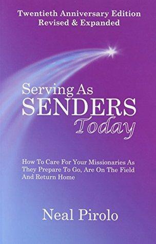 Serving as Senders  by  Neal Pirolo