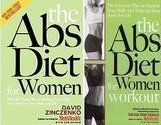 The Abs Diet for Women with Excercise DVD David Zinczenko