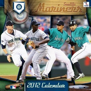2012 SEATTLE MARINERS 12X12 WALL CALENDAR  by  Perfect Timing - Turner