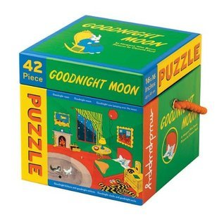 Goodnight Moon Cube Puzzle Clement Hurd