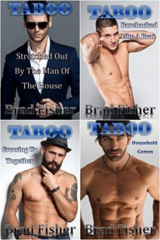 Gay Taboo Bundle: Men Of The House  by  Gay Taboo Bundle Box Sets