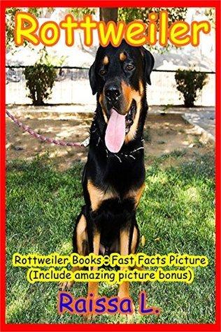 Rottweiler Books : Fast Facts Picture Raissa Lima Castro