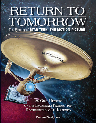 Return to Tomorrow Preston Neal Jones