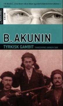 Tyrkisk gambit (Erast Fandorin, #2) Boris Akunin