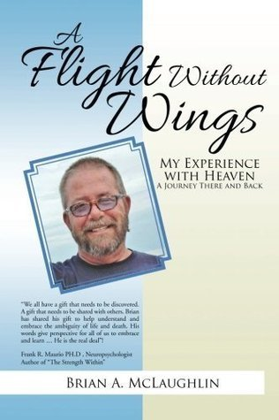 A Flight Without Wings: My Experience with Heaven  by  Brian McLaughlin