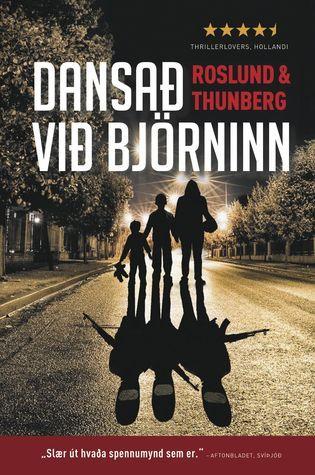Dansað við björninn  by  Anders Roslund
