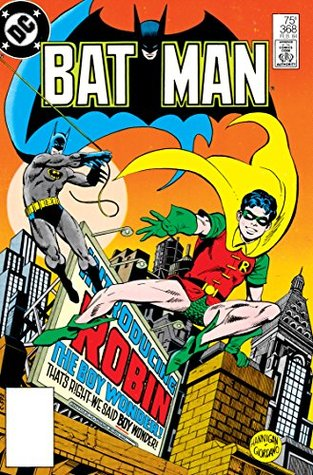 Batman #368  by  Doug Moench