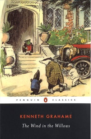The Riverbank (Wind in the Willows #1) Kenneth Grahame